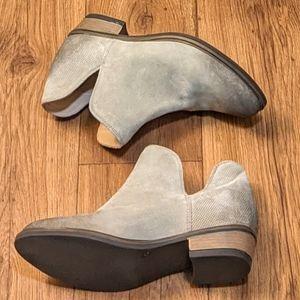 Crevo Leighton-Perf Ankle Boots